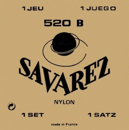 """Stygos klasikinei gitarai """"Savarez 520B"""""""
